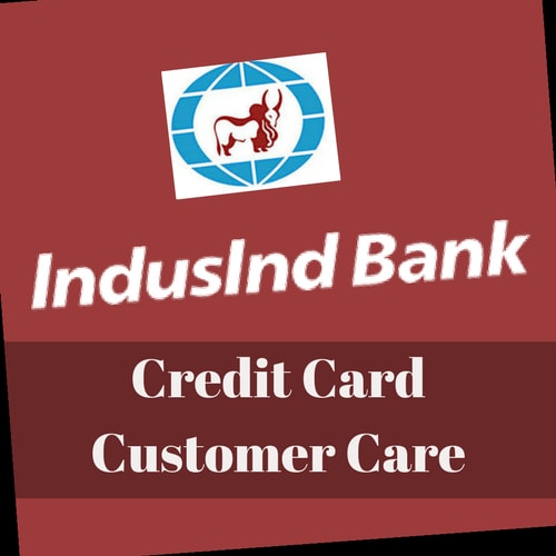 Indusind Bank Credit Card Customer Care