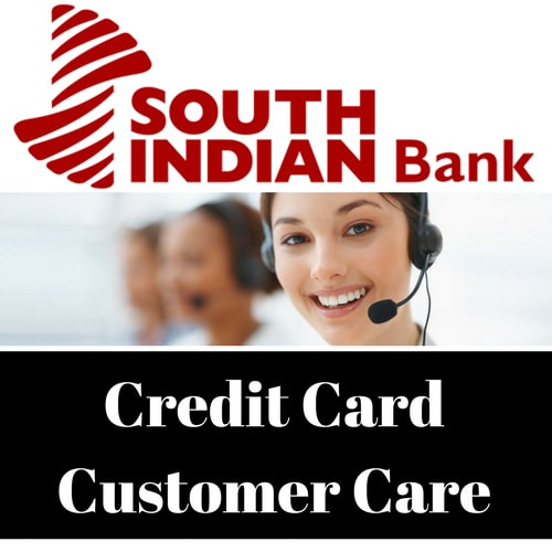 South Indian Bank Credit Card Customer Care