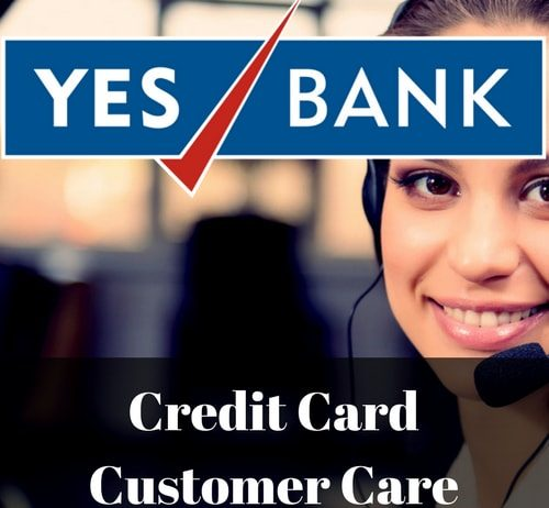 Yes Bank Credit Card Customer Care