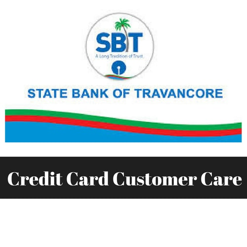 State Bank of Travancore Credit Card Customer Care Number