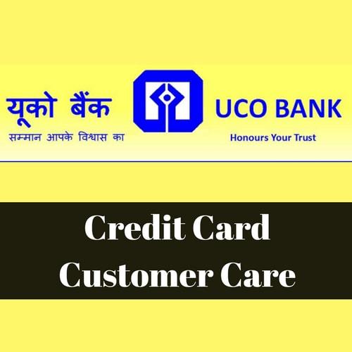 UCO Bank Credit Card Customer Care