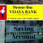 Vijaya Bank Savings Account