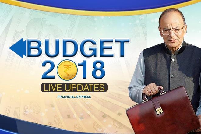 Budget Live Updates 2018